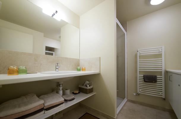 Eco Gite Buis Creux - Salle de bain - Etage