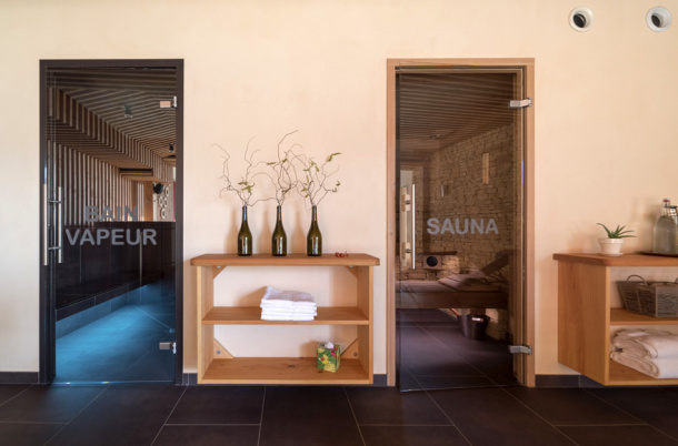 Spa sauna hamman Cogny Beaujolais
