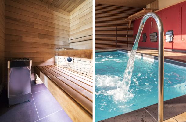 Séjour spa sauna beaujolais pierre dorée