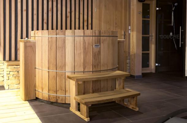 Spa en bois Cogny Beaujolais