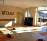 Salle L'atelier -Stage De Yoga Cogny Buis Du Creux
