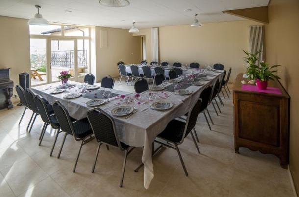 Salle a louer 36 personnes Cogny Beaujolais