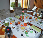 Petit Déjeuner Buis Du Chardonnet